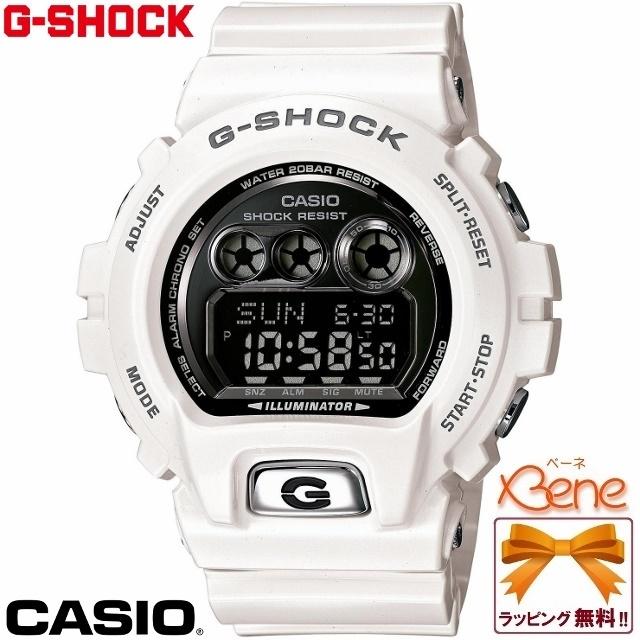 CASIO/カシオG-SHOCK/ジーショックビッグケース ホワイト 白 GD-X6900FB-7JF