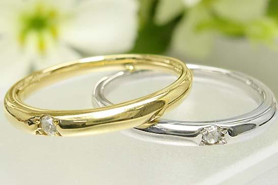 お好きなリングを2本セットで!ローズカットダイヤモンド リング送料無料