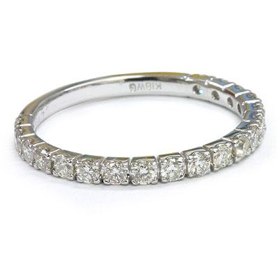 エントリーのみでポイント10倍 4/9 20時~ 重ねて着けて◎!ダイヤモンド イタリアンデザインリング送料無料