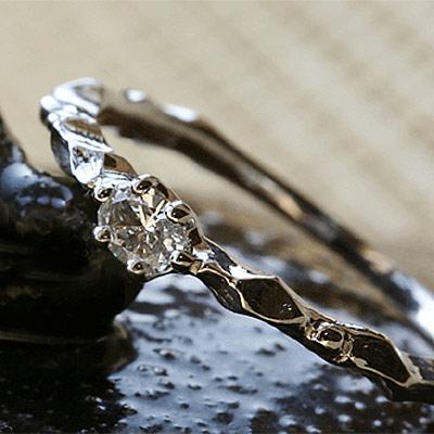 数量限定!鑑定カード付オーバルカットダイヤモンドのカラーレディスリング 誕生石 4月