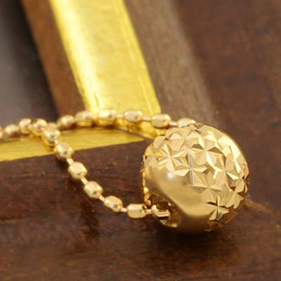 GWイベント開催中 スクランブルペンダント「オーロ/グレーン」ゴールド ネックレス(チェーン付き) 母の日