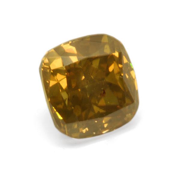 ☆ファンシーカラーダイヤモンド 2.26ct1個限定製品オーダー可能※こちらのルースを使用してのオーダー・セミオーダー・カスタマイズもお受けできます。