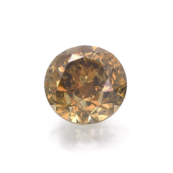 GWイベント開催中 ☆ブラウンダイヤモンド 4.01ct1個限定※こちらのルースを使用してのオーダー・セミオーダー・カスタマイズもお受けできます。 誕生石 4月 母の日