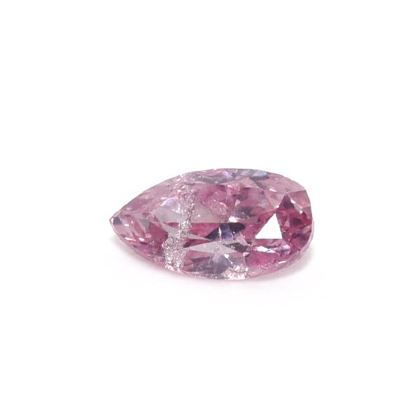 GWイベント開催中 ☆ピンクダイヤ 0.213ct 1個限定 ※こちらのルースを使用してのオーダー・セミオーダー・カスタマイズもお受けできます。誕生石 4月 春色ピンク2020 母の日