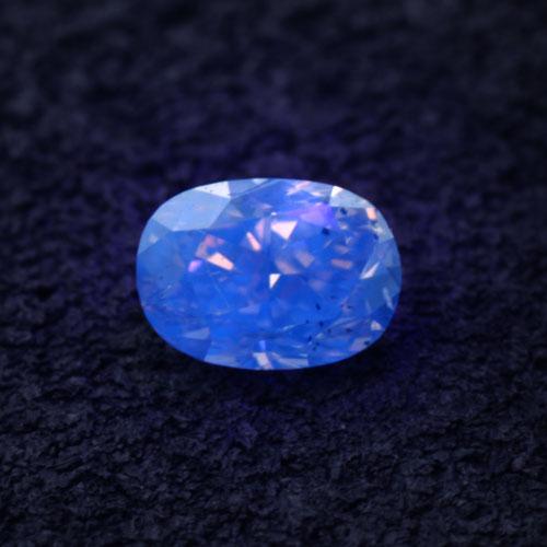 ☆ソーティングメモ付 蛍光性 ファンシーディープオレンジッシュピンクダイヤモンド 0.107ct1個限定製品オーダー可能※こちらのルースを使用してのオーダー・セミオーダー・カスタマイズもお受けできます。誕生石 4月 春色ピンク2020