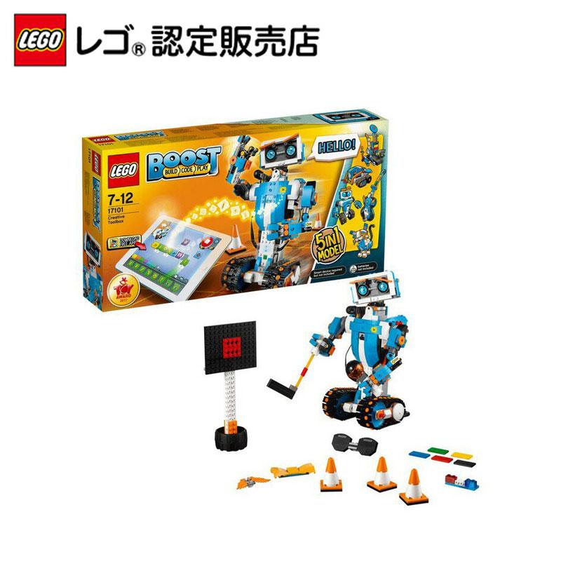 【レゴ(R)認定販売店】レゴ (LEGO) ブースト レゴブースト クリエイティブ・ボックス 17101 プログラミング ブロック おもちゃ クリスマス プレゼント
