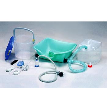介護用シャンプー器KG-7000-B バッグ付き 介護用シャンプーセット 送料無料 コンビニ受取対応商品