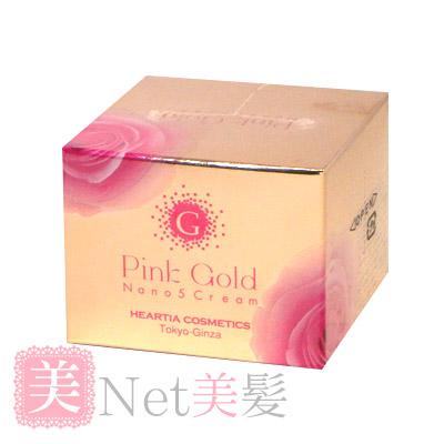 ピンクゴールド ナノ5 クリーム 30g 送料無料 コンビニ受取対応商品