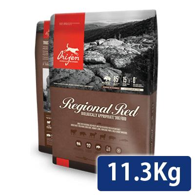 オリジン レジオナルレッドドッグ 11.3kg 送料無料 コンビニ受取対応商品