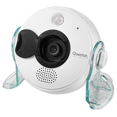 見守りカメラ Qwatch クウォッチ TS-WRLA 送料無料 コンビニ受取対応商品