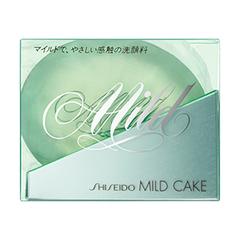 爆安プライス しっとりなめらかな洗いあがりの透明洗顔石けん 資生堂 マイルドケーキ 40%OFFの激安セール
