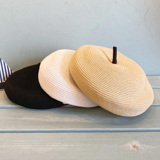 シンプルで合わせやすいデザインベレー帽 GLAMOROUS GARDEN デザインベレー帽 ベレー 帽子 レディース グラマラスガーデン 当店通常価格 3 オンラインショッピング 960円 税込 激安セール