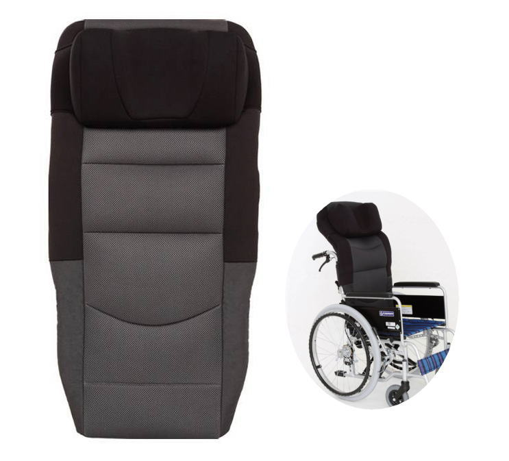 帝人フロンティア 車いすサポートシートアルファ KG0021 座幅40cm標準型対応