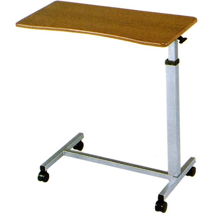 ベッドサイドテーブルSL(710)【送料無料】睦三 介護用品 ベッド 机 介護 食事 サイドテーブル
