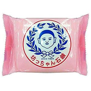 坊ちゃん石鹸/多用途に使える万能純石鹸 畑惣一郎商店 坊ちゃん石鹸 釜出し一番 175g