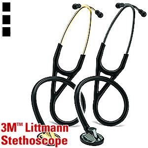 3M リットマン ステソスコープ マスターカーディオロジー エディションモデル(一般診察用)聴診器