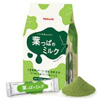 葉っぱのミルク 数量限定アウトレット最安価格 ヤクルト 20袋 1杯で緑の栄養とタンパク質をとることができます いつでも送料無料