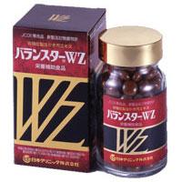 日本クリニック バランスターWZ 480粒 □ あす楽対応