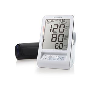シチズン 電子血圧計 上腕式 CHUA715 1台