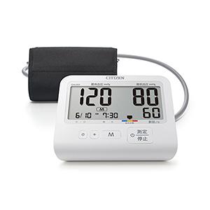 シチズン 上腕式血圧計 CHU501-CC 1台