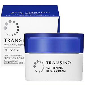 트란시노 약용 화이트닝 리페어 크림 35 g