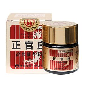 【第3類医薬品】 正官庄 (セイカンショウ) 高麗紅蔘精 30g
