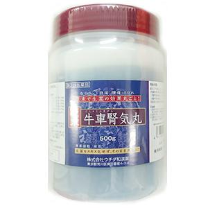 【第2類医薬品】 原末 牛車腎気丸 500g (ごしゃじんきがん)