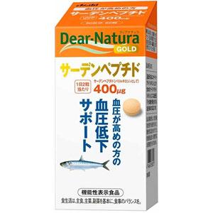 Dear-Natura ディアナチュラ 新作販売 機能性表示食品 60粒 サーデンペプチド ディアナチュラゴールド 定価