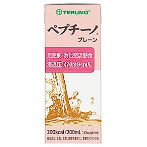 ペプチーノ プレーン 200mL×24パック【ER-LAP02】