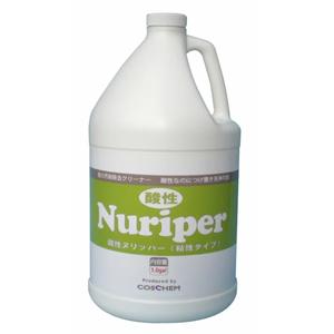 酸性 お風呂 買物 トイレ用洗剤 業務用 あす楽対応 コスケム 3.78L 酸性ヌリッパー 即日出荷