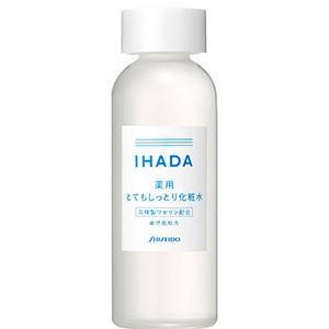 IHADA/ 高精製ワセリン配合 /肌トラブル対策に 資生堂 イハダ 薬用ローション とてもしっとり 180mL