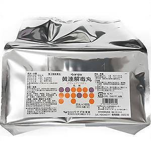 【第2類医薬品】 ウチダの黄連解毒丸 30丸×168包 あす楽対応