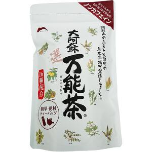 村田園 大阿蘇万能茶(選) 急須用ティーバッグ 130g(5g×26p)×10個セット