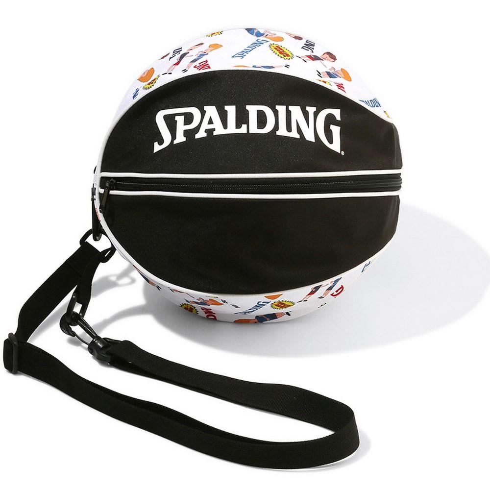 ボールバッグ ビーバスアンドバッドヘッド 49-001BE 正規品 SPALDING スポルディング バスケットボール バスケ バッグ ボールケース 新作入荷 オシャレ 女性 メンズ おすすめ おしゃれ レディース 1個 男性 ボール ユニセックス 男女兼用