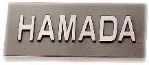 ○【送料無料】メタル表札/銅版ステンレス切り文字/角ゴシック体/プレゼントやギフトに!【福袋価格】