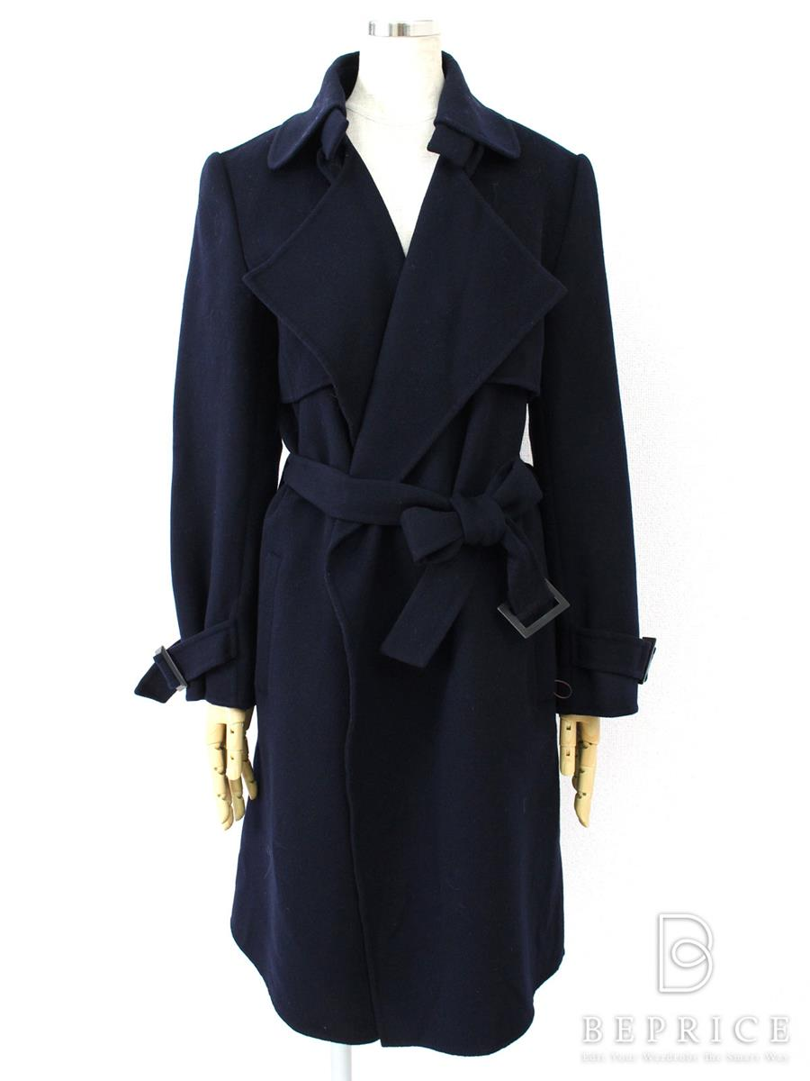 FOXEY BOUTIQUE フォクシー コート 40 3WAY TRENCH カシミア 【Aランク】【中古】ts280326