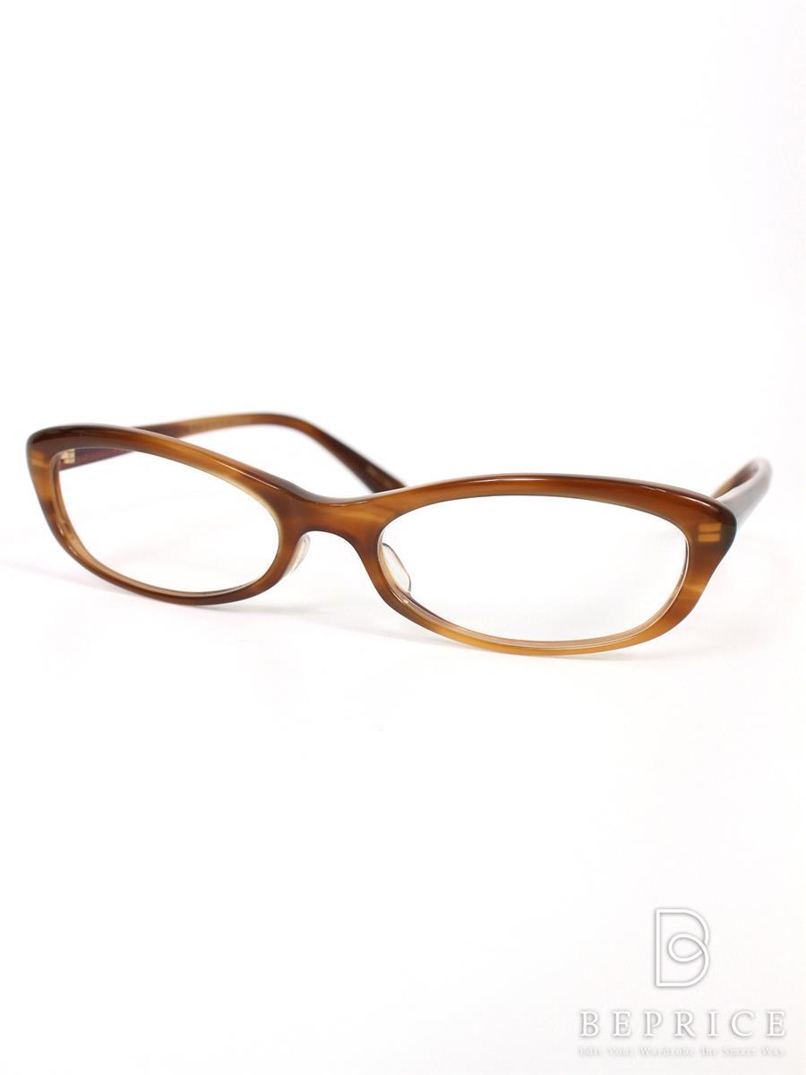 OLIVER PEOPLES オリバーピープルズ 眼鏡 メガネフレーム Twinkl【52□17 140】【Aランク】【中古】tn280721