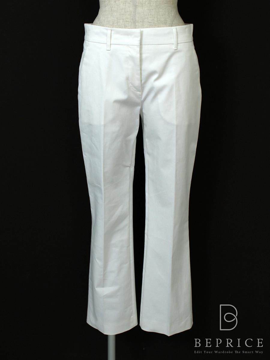 PRADA プラダ パンツ ホワイト【38S】【Bランク】【中古】tn281023