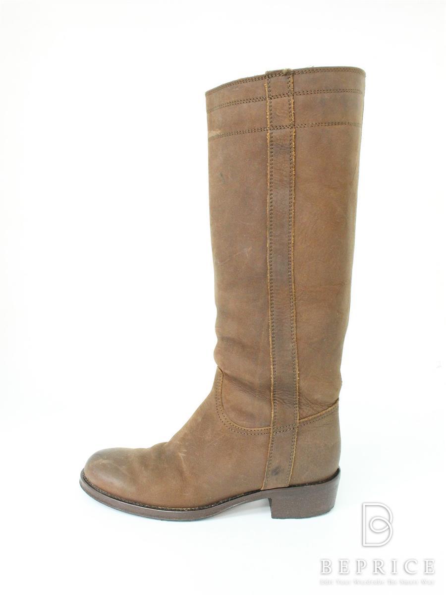 ファビオルスコーニ 靴 ロングブーツ【37】【Bランク】【中古】tn290216