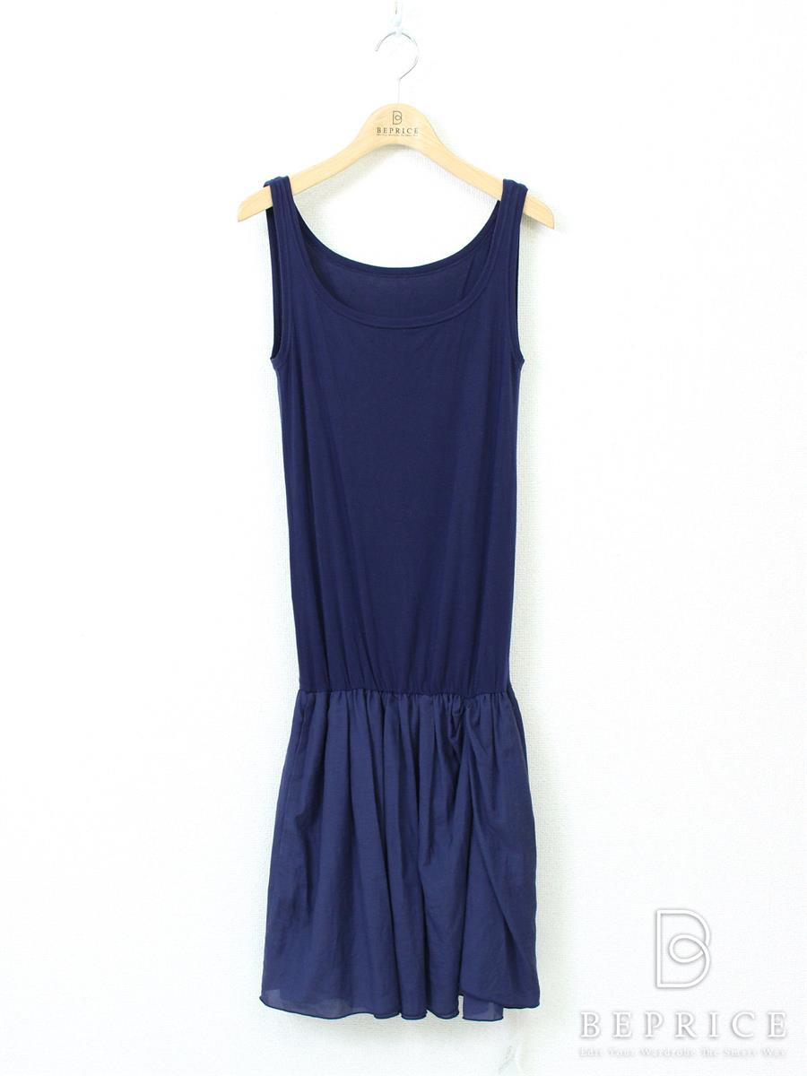 Natural by Foxey フォクシー ワンピース シエスタ ストレッチ【38】【Aランク】【中古】gz290420