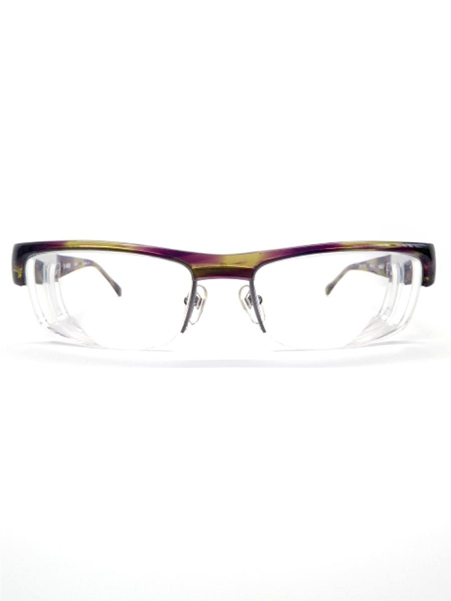 alain mikli アランミクリ 眼鏡 メガネフレーム BIOCITY【メンズ】【58□19-135】【Bランク】【中古】as290709