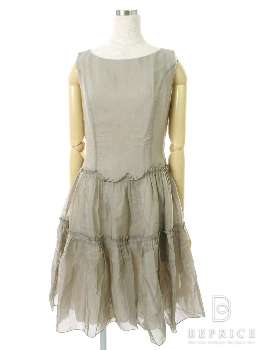 FOXEY BOUTIQUE フォクシー ワンピース Dress French cheer【38】【Aランク】【中古】tn290723t