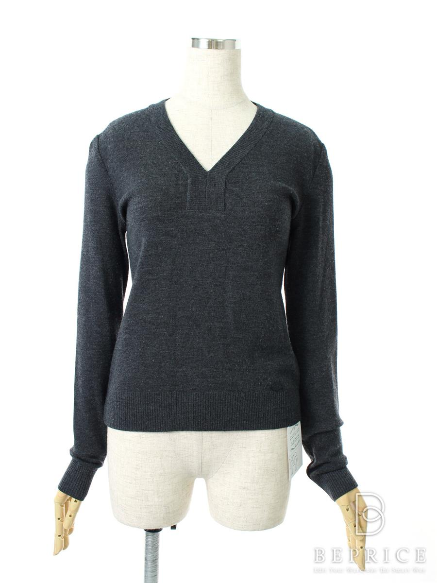 FOXEY BOUTIQUE フォクシー ニットトップス Sweater【38】【Aランク】【中古】tn290817t