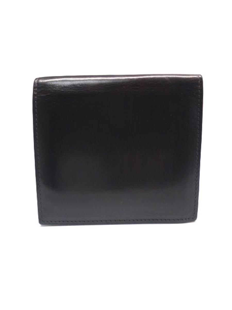 GANZO ガンゾ 二つ折り 財布 【メンズ】【Bランク】【中古】as290813t