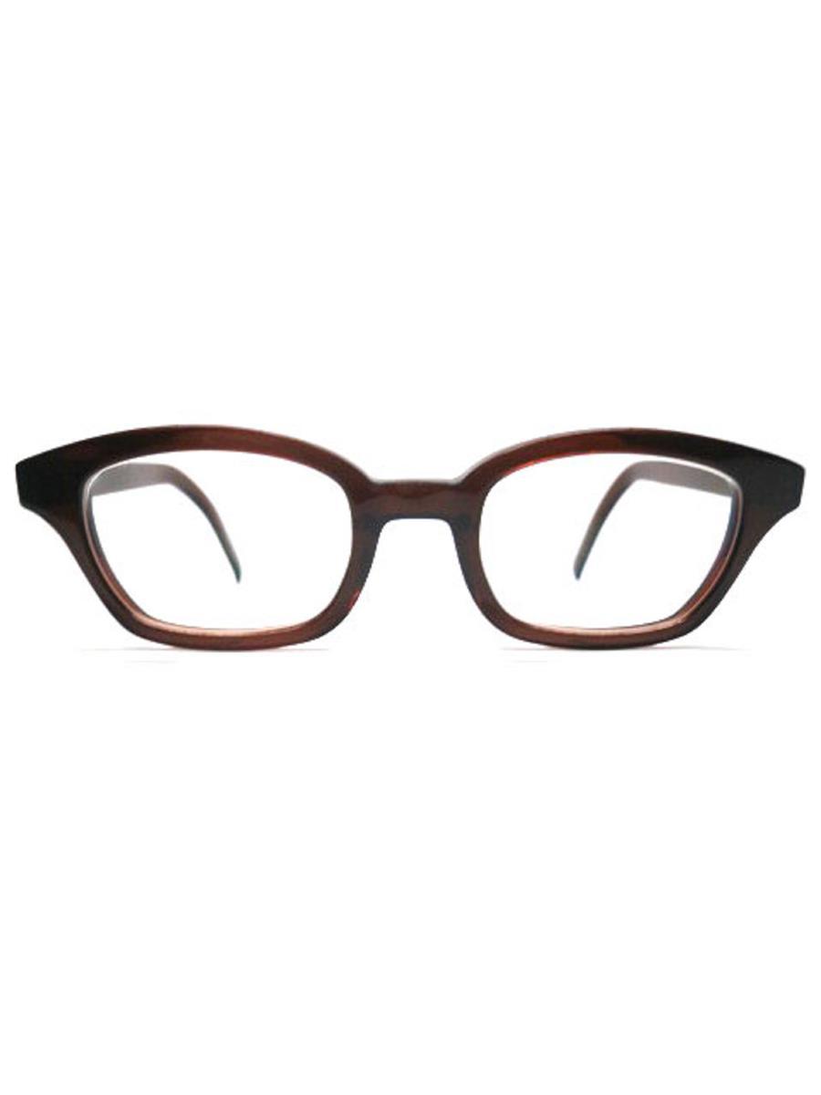 白山眼鏡店 ハクサンメガネテン 眼鏡 メガネフレーム ウェリント【メンズ】【Aランク】【中古】as291001t