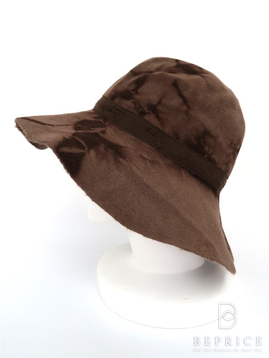 Muhlbauer ミュールバウアー 帽子 ハット フェルト地【Aランク】【中古】tn291001t