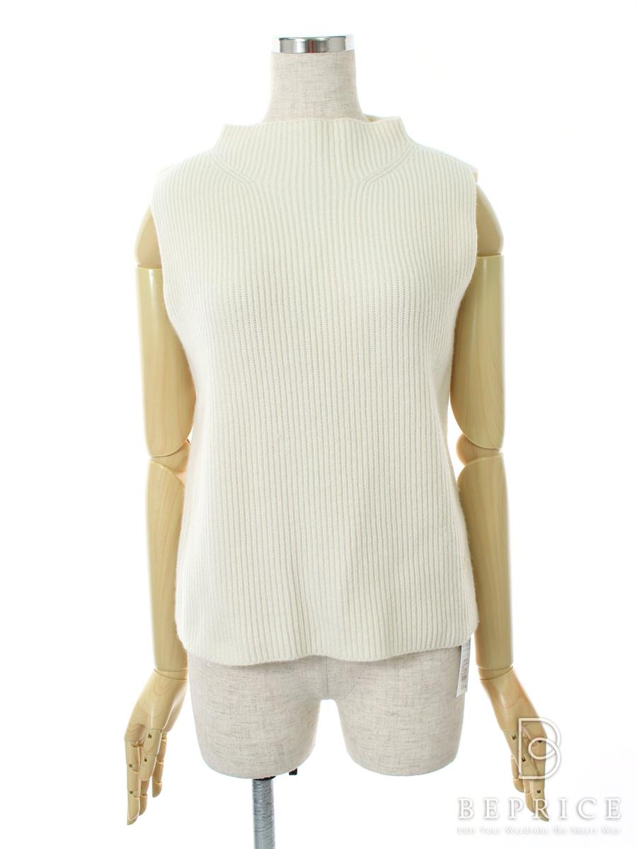 FOXEY BOUTIQUE フォクシー トップス Sleeveless Sweater Souffle【38】【Aランク】【中古】tn291005t