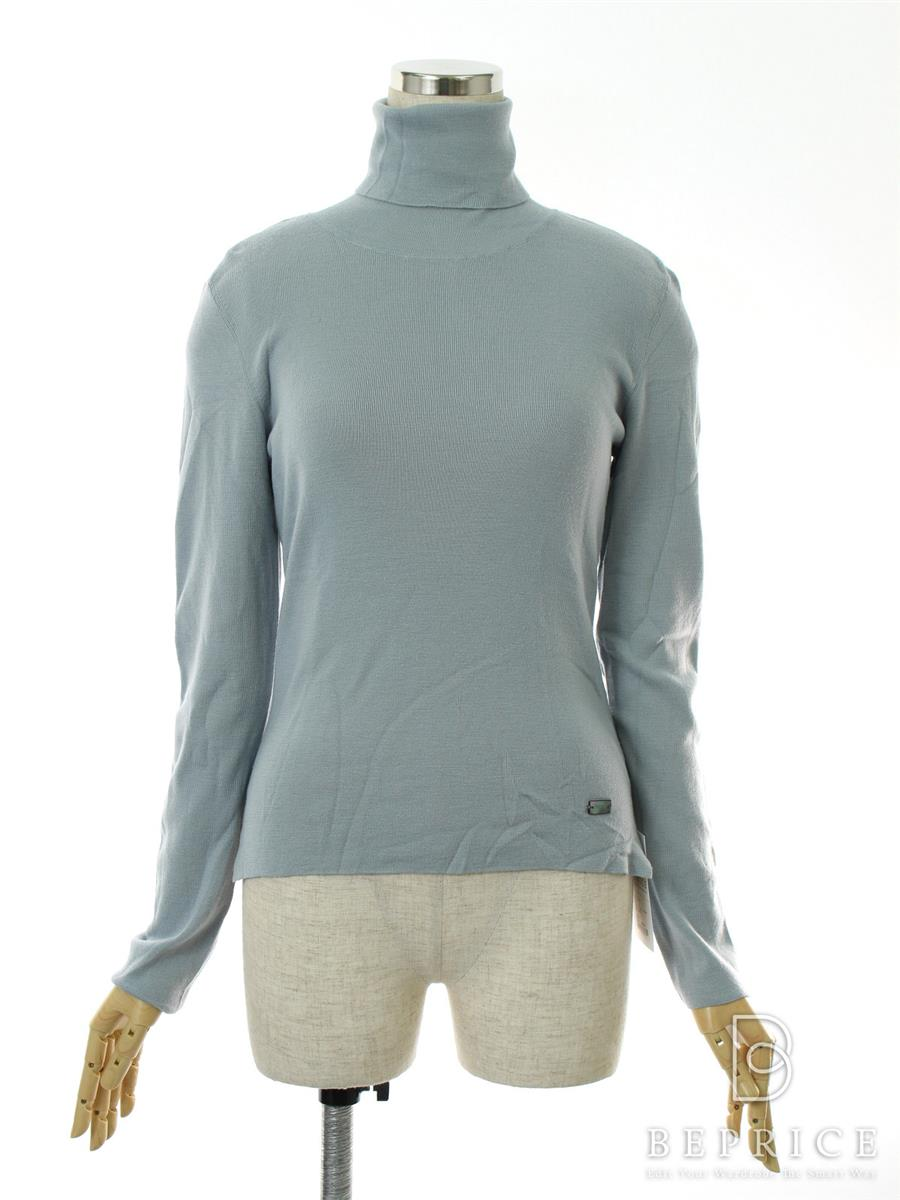 FOXEY BOUTIQUE フォクシー トップス Wool Turtleneck Sweater【40】【Aランク】【中古】tn291008t