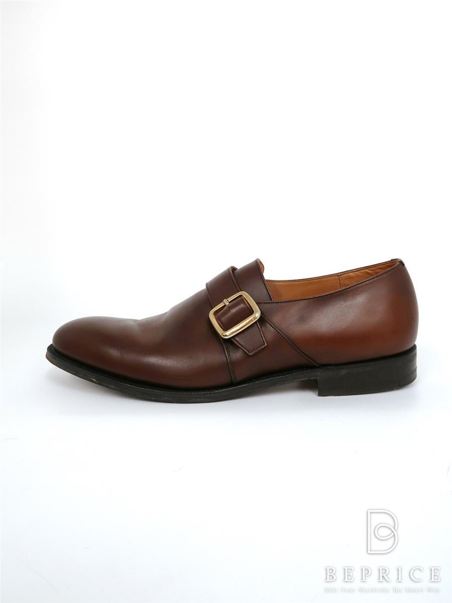 Church チャーチ 靴 シューズ モンクストラップ100【メンズ】【11F】【Bランク】【中古】tn291022t