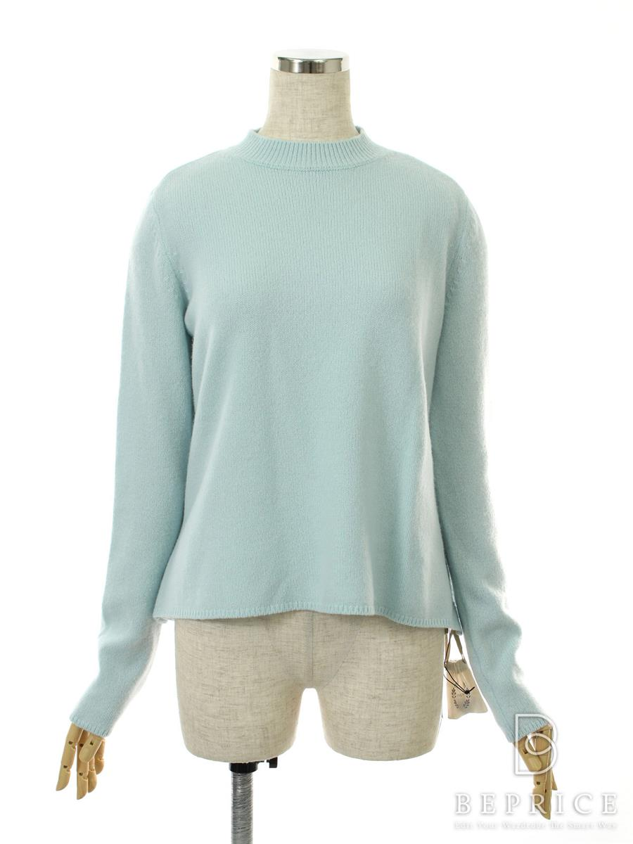 FOXEY NEWYORK フォクシー トップス Sweater 37439 COLLECTION【38】【Sランク】【中古】tn291109t
